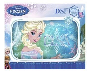 Tasche Eiskönigin '-Design, für Nintendo 3DS, 3DS 3DSXL 3DSXL/NEU/New