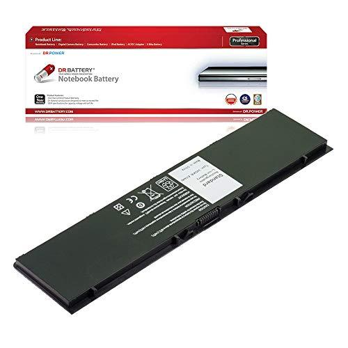 DR. BATTERY Laptop Battery for Dell 3RNFD 34GKR Latitude E7440 E7420 E7450 03RNFD V8XN3 G95J5 0909H5 5K1GW K8J43 CJW7D 0G95J5 6986MAH E225846 451-BBOG [7.4V/4500mAh/33Wh]