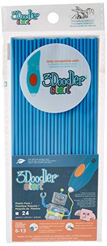 3 Doodler 62117 - Start Plastic Packs, blau