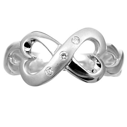 [ココカル]cococaru ハート ダイヤ リング ダイヤ リングモンド 指輪 レディース プラチナ pt900 ギフト 贈り物 記念日 プレゼント 日本製 品質保証書 金属アレルギー(21)