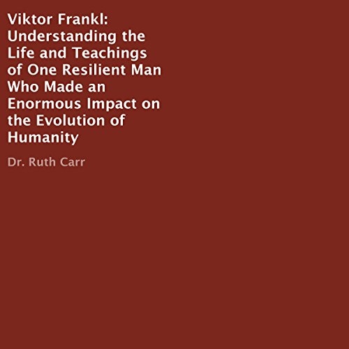 Viktor Frankl audiobook cover art
