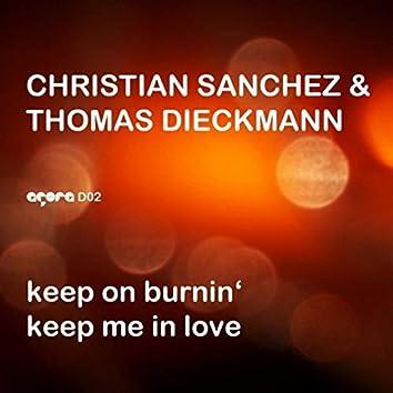 Keep on Burnin'