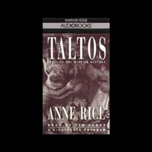 Taltos audiobook cover art