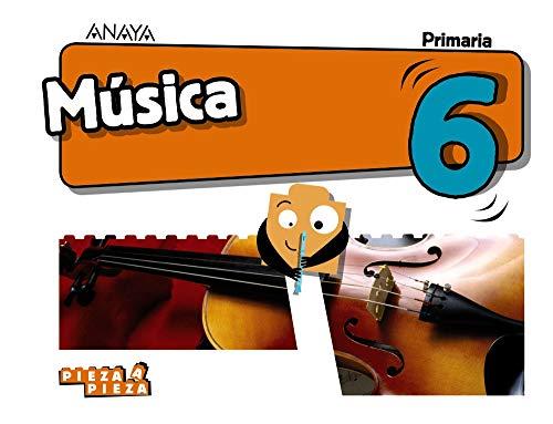 Música 6. (Pieza a Pieza)