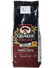 Quaker Quick Cooking Oats, Alufoil 500g
