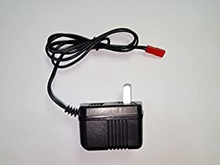 Haktoys 7.2V 200mA Wall Charger Adapter Replacement Spare Part Compatible HAK104 RC Stunt Master