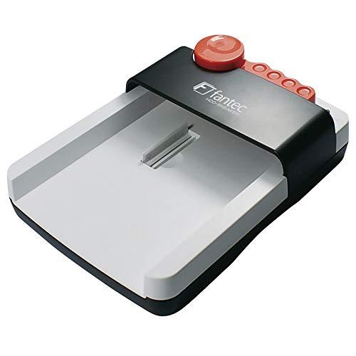 Fantec HDD-Sneaker - Base de conexión para discos duros de 6,35 cm (2,5 ) y 8,89cm (3,5  ) USB 3.0 SATA I II III, color blanco