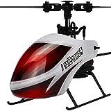 W-star Giroscopio Incorporado de 6 Canales de 2,4 GHz Heli RC helicóptero helicóptero controlado a Distancia Heli con Vuelo LCD Display3D Particularmente Adecuado para Principiantes para Volar