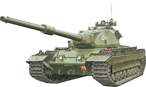 Model Kit - British Heavy Tank Conqueror MK.2 - 1:35 Scale