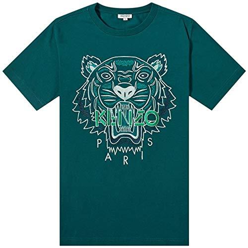 Kenzo Tonal Tiger Logo T-Shirt