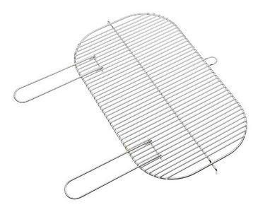 Grillrost, verchromt, für die barbecook Modelle ARENA, Abmessungen 55,6 x 33,6cm