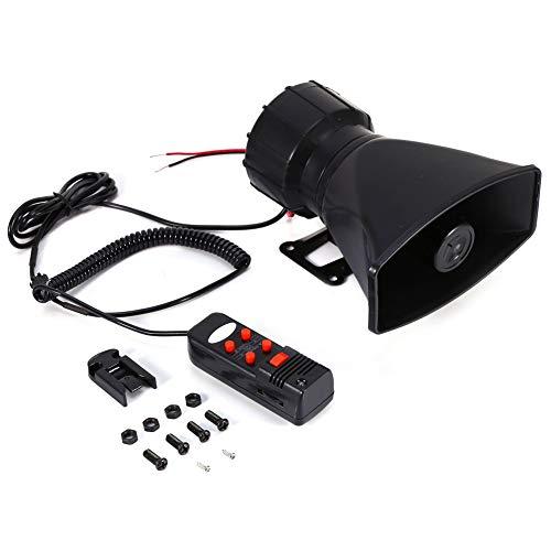 Lowest Price! 5-Sound Tone 300db Universal Car Horn, Car Loud Horn Speaker, Car Speaker, Car Van Tru...