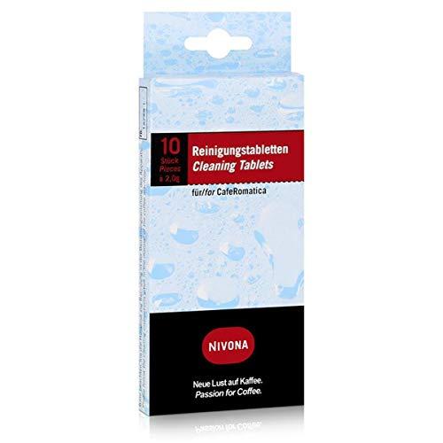 Nivona Reinigungstabletten NIRT 700 VE10, 10 Stück à 2 g