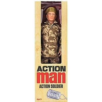 "Vintage /""Action Man/"" Pantalones de Camuflaje"