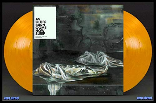 Come Now Sleep - Exclusive Limited Edition Gold Transparent Colored Vinyl LP x2