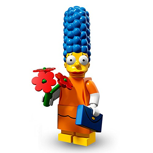 LEGO 71009 Minifigures Serie The Simpsons – Marge Simpson Action Figure …