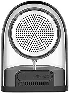 Devia Crystal Series TWS Speaker - Black