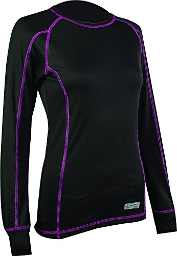 Highlander Long Sleeve Base Layer Top Famme Pro 120 Electric Blue Taille L