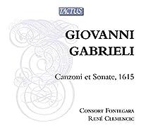 Gabrieli: Canzoni Et Sonate