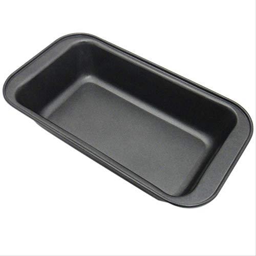 siyao Pan De Molde Herramientas para Hornear Bricolaje Caja De Tostadas De Acero Al Carbono Premium Molde para Pan Molde para Pastel 27.5 * 15 * 6 Cm27.5 * 15 * 6