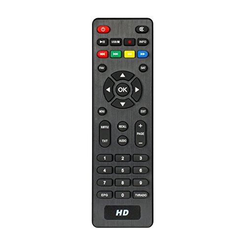 Fernbedienung für Opticum AX150 AX HD 150 von HB-DIGITAL und andere Receiver