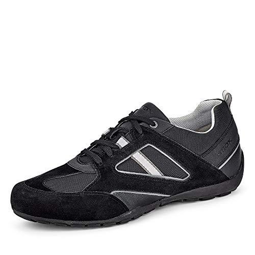 Geox Hombre Zapatos de Cordones U RAVEX, de Caballero Calzado Deportivo,Zapato con...
