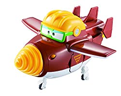 """New from Super Wings Season 2, Todd is an airplane with a large drill nose which makes him the ultimate """"underground"""" teammate. He loves diving into the dirt, and doesn't mind getting messy. His drill nose also has many uses: digging for buried treas..."""