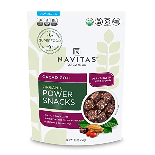 Top 10 cacao goji snack for 2021
