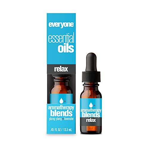 Everyone Essential Oil, Relax, 0.45 Ounce