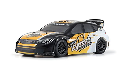 Kyosho 30882 Voiture électrique DRX Subaru Impreza One11 RtR 1/9e 4 roues motrices prêt à rouler
