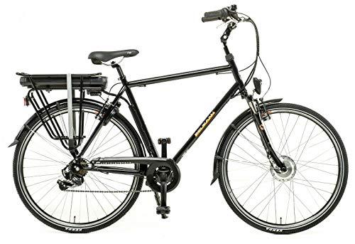 E-Bike Herren Citybike 28 Zoll 53cm Elektrofahrrad Ebike E Fahrrad Herrenrad Neu KOMPLETT SetAUFGEBAUT7GÄNGE250WATT