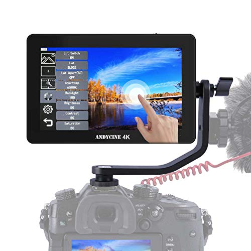 ANDYCINE X7 カメラ用撮影モニター