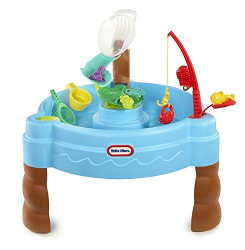 Mesa estanque de pesca para los niños Little Tikes 637803 juego de agua