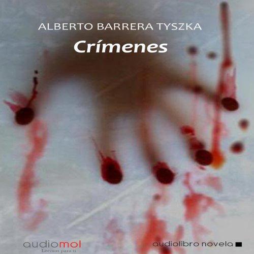 Crímenes audiobook cover art