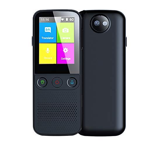 Language Translator Device Portable Voice Translator Support WiFi/Hotspot/Offline Translator Device...