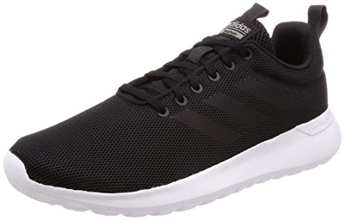adidas Damen Lite Racer CLN Fitnessschuhe, Schwarz (Negbás/Negbás/Gricin 000), 40 2/3 EU