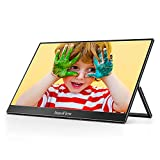 Portable Monitor- InnoView 2020 Upgraded 15.6' IPS FHD 1080P USB-C×2 Laptop Monitor, Ultra-Slim Second Screen with Eye Care, Gaming Monitor for Android/iPhone Mac Laptop PS4 Xbox Switch.
