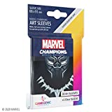 GAMEGEN!C Marvel Champions Sleeves Black Panther (G10094)