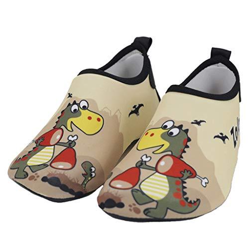 Schnelltrockn Outdoor Strandschuhe Schwimmen Tauchen Schuhe Indoor Kinder Boden Schuhe Eltern-Kind-Schnorchelschuhe Kleinkind Wasserschuhe Herren Wasserschuhe Wasserschuhe for Frauen ( Size : 25/26 )