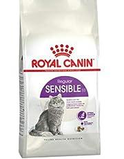رويال كانين طعام قطط جاف-رجيولر سنسبل 33 وزن 2 كيلو جرام