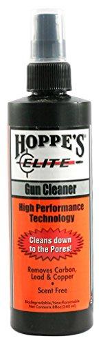 Hoppe's Elite Gun Cleaner Spray Bottle, 8 Ounces