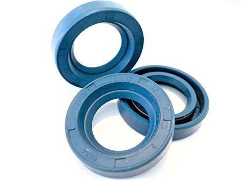 NBR Wellendichtring Simmerring AS/WAS/BASL/CC/DASL/TC/KK-T/// 5-70mm Innendurchmesser [mm] x Außendurchmesser [mm] x Höhe [mm] Wellendichtung Dichtungsringe (mit Schutzlippe) (48x62x8)