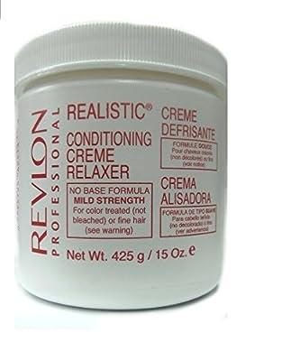 Relaxer/Glättungscreme REVLON Conditioning Creme