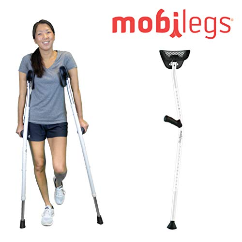Mobilegs Ultra Crutches- 1 Pair