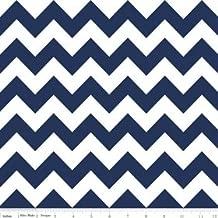 riley blake chevron flannel fabric