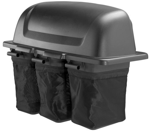 543ST 960730026 3 Bin Soft-Sided Grass Bagger: Fits 54-Inch Poulan Pro Riding Mowers