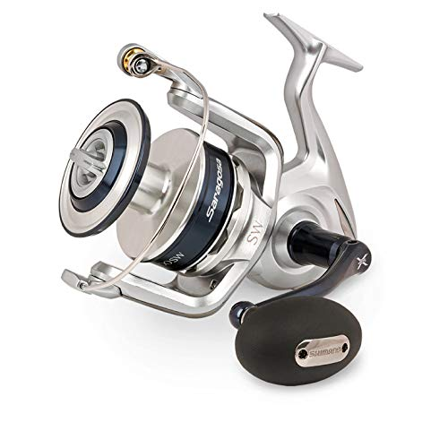 SHIMANO – Saragosa SW, Couleur 5.6 : 1, Taille 25000
