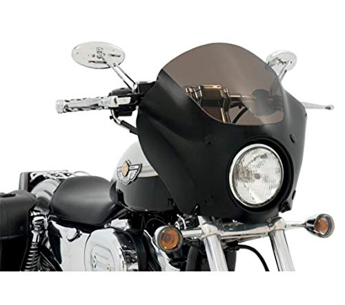 Replacement Plastic For Harley-Davidson 17 Replacement Shield Heritage//Fatboy Memphis Shades MEP6260 Clear Windshield
