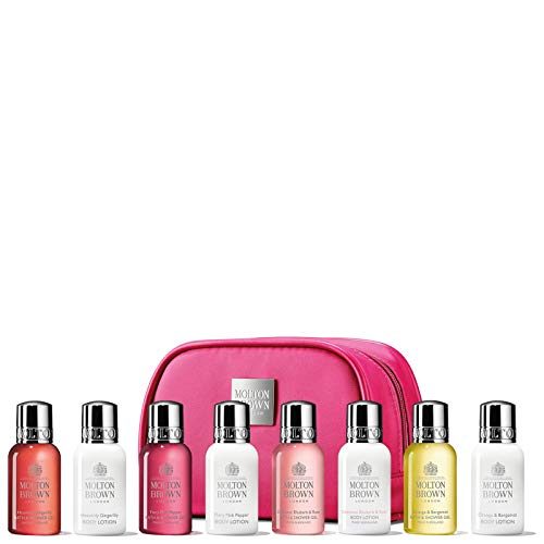 MOLTON BROWN EXPOLRE LUXURY WOMEN'S BATH & BODY COLLECTION. BEAUTIFUL. RICH. INDULGENT. by The Gift Closet