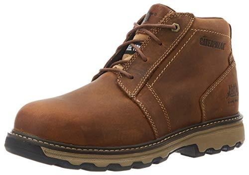 Cat Footwear Parker, Bottes & Bottines de Travail Homme, Marron (Brown 003), 43 EU